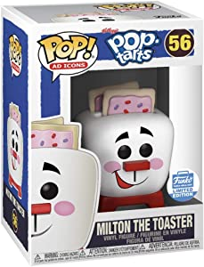 POP! Funko Ad Icons Tarts Milton The Toaster - Limited Edition Exclusive!