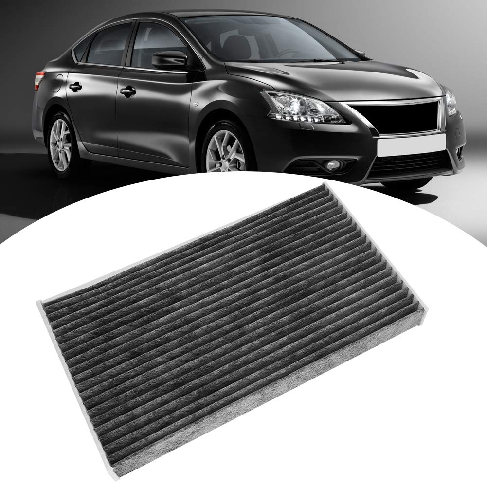 Air Filter 27891-1FE0A B7891-1FC0A Auto Car Cabin Air Filter Anti-Pollen Dust Replacement Part for Sentra 2013-2014 Leaf 2013 Juke 2011-2014 Cube 2009-2014