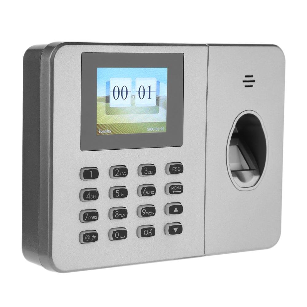 C27 Biometric Fingerprint Time Attendance Recorder USB Employee Recognition