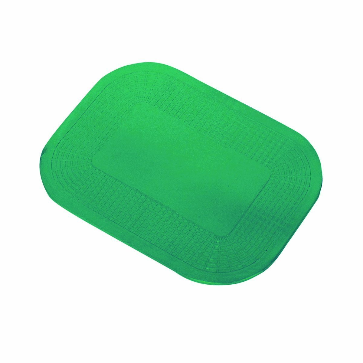 Dycem Pads Activity Pads Rect., Textured Color: Forest Green Size: 10'' x 14'' x 1/8''