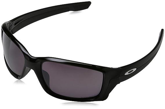 db3415f502 Oakley Men s Straightlink Polarized Iridium Rectangular Sunglasses ...