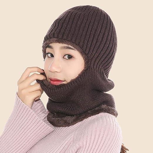 Gorro de invierno tipo slouch beanie de punto,Sombrero de invierno ...