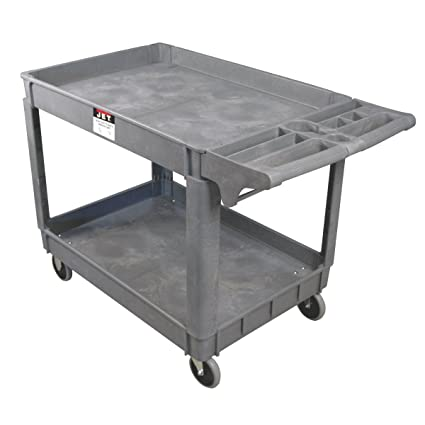 Harbor Freight Utility Cart >> Jet Puc 3725 Resin Utility Cart