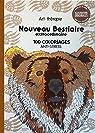 Nouveau Bestiaire extraordinaire: 100 coloriages anti-stress par Guérin