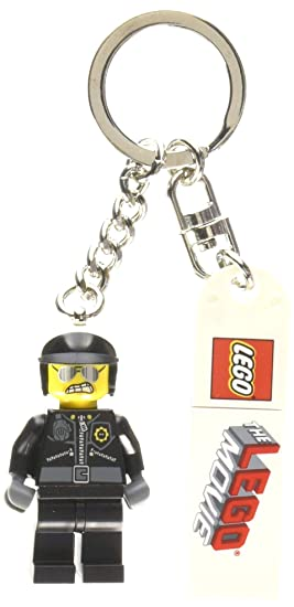 LEGO La LEGO Movie: Bad Cop Llavero