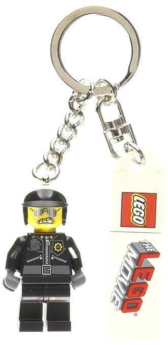 LEGO The LEGO Movie: Bad Cop Keychain