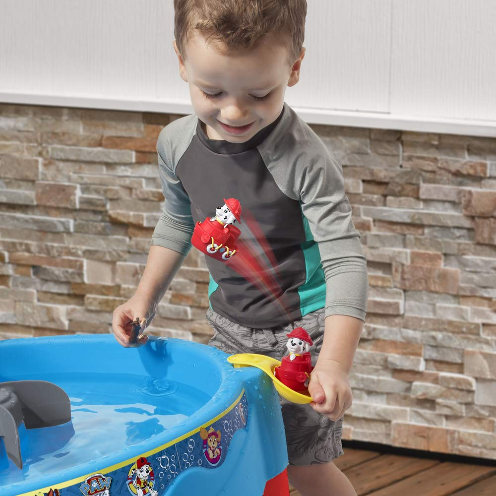 Paw Patrol Sea Patrol Water Table with Accessory Set & 4 Characters by Step2 (Image #5)