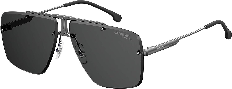 CA186S Carrera Men/'s Memory Metal Slim Navigator Sunglasses