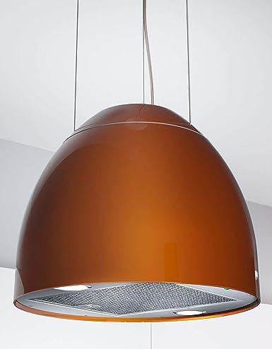 New Moon 569014 - Campana extractora de humos (45 cm de diámetro), color cobre: Amazon.es: Grandes electrodomésticos