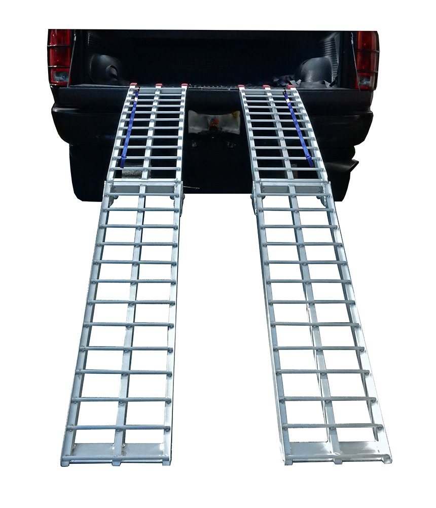 Pit Posse Folding Arched Ramps 9x11inches Pair (2)