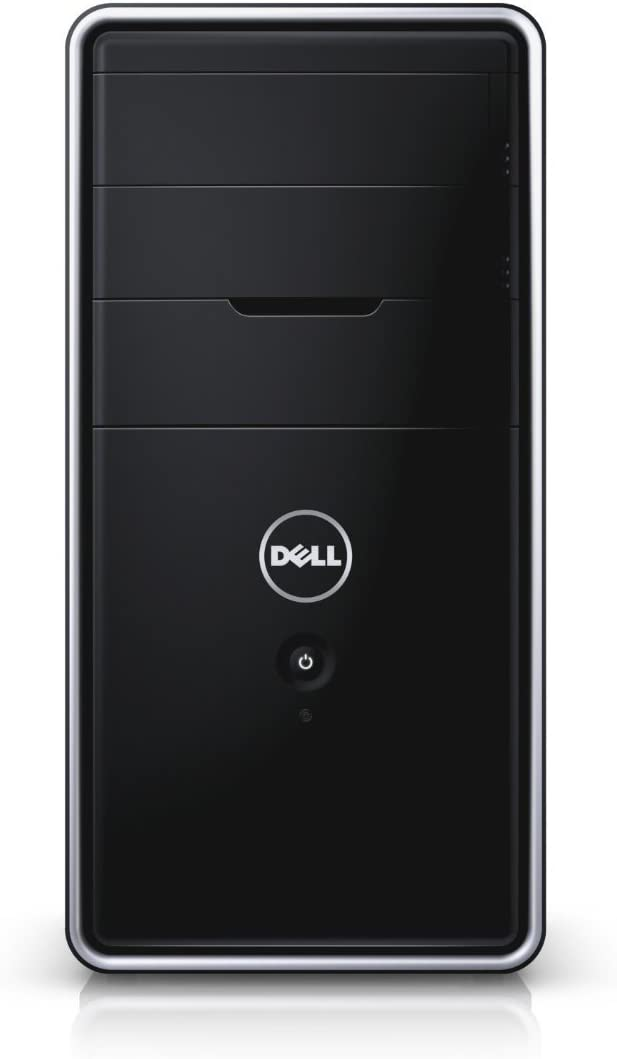 Dell Inspiron 3000 i3847 Desktop (Windows 7 Professional, 4th Generation Intel Core i5-4460 processor 6M Cache, 3.4 GHz, 12GB DDR3, 1TB HDD)