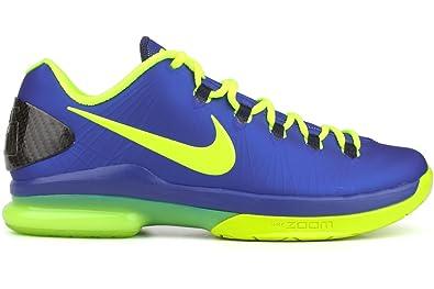 b610b3416248 Nike KD V Elite Mens Basketball Shoes 585386-400 Hyper Blue 10.5 M US