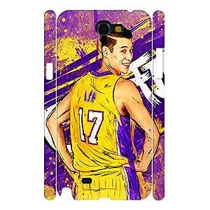 Wonderful Style Muscular Celebrity Pattern Sportsman Anti Dust Hard Case for Samsung Galaxy Note 2 N7100
