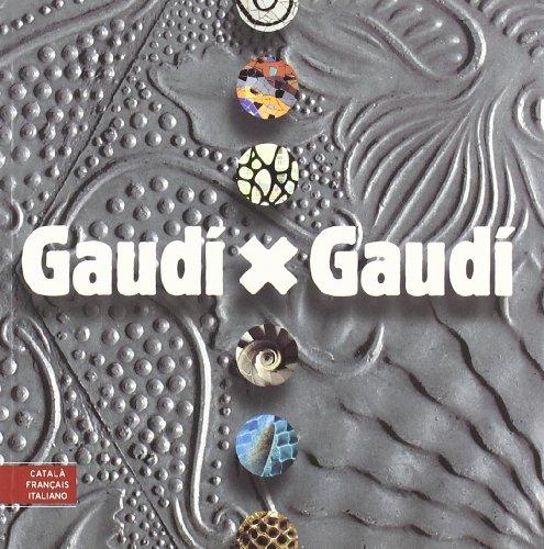 Descargar Libro Gaudí X Gaudí Pere Vivas Ortiz