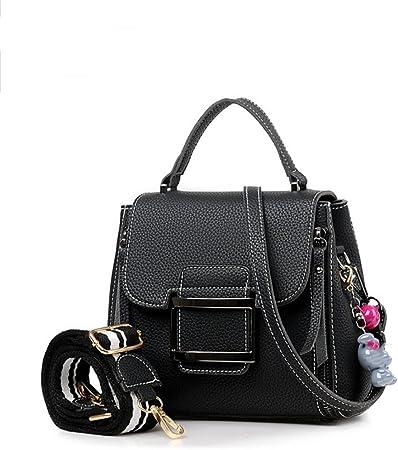 WomenS Bag Fashion Satchel Handbag Wide Shoulder Strap Shoulder Bag,Green,20X19X10.5Cm