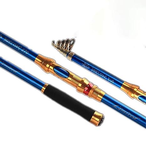 Travel Super Short Telescopic Fishing Rod Sea Retractable Folding Portable Poles