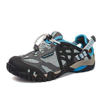 822eebbd599cd Amazon.com: Giles Jones Hiking Shoes Breathable Men Women Outdoor ...