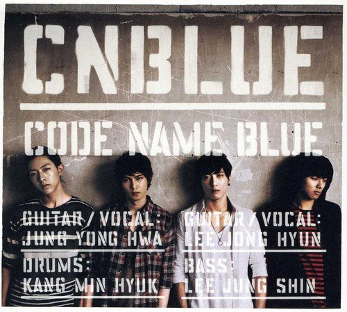 CD : CNBLUE - Code Name Blue (Japan - Import, 2PC)