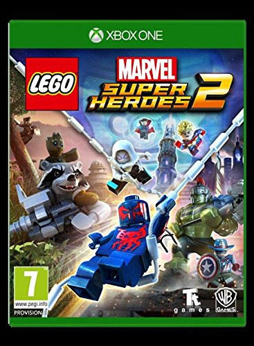 Buy LEGO Marvel Super Heroes 2 (PS4) Online at Low Prices in