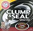 Arm & Hammer Clump & Seal Litter, Multi-Cat, 19 Lbs
