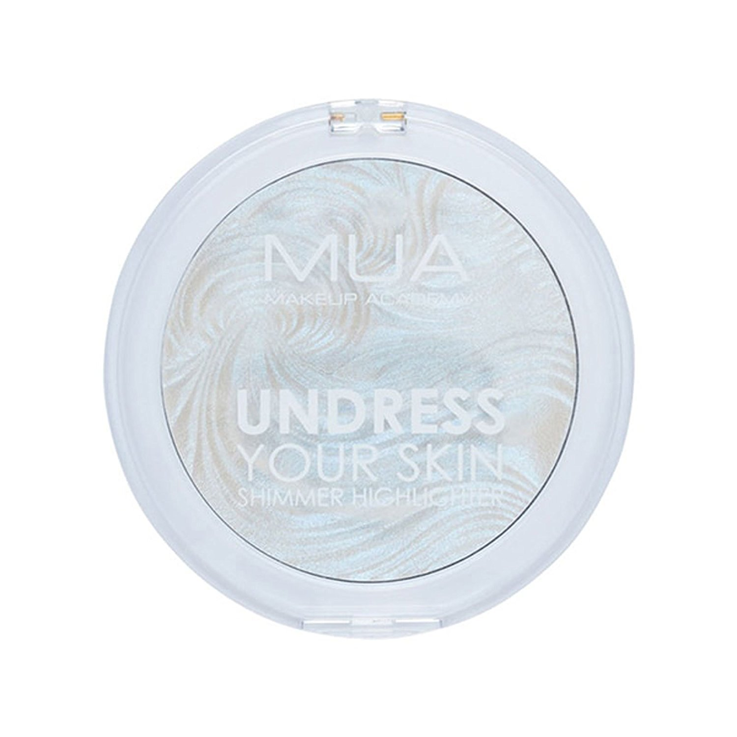 MUA - Undress Your Skin Highlighting Powder - PEARLESCENT SHEEN - LILAC PINK BLUE