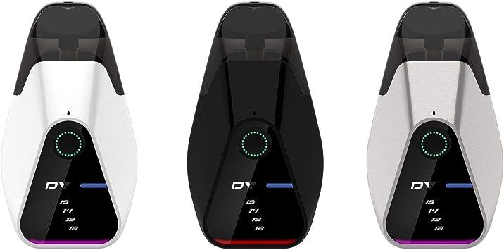 Innokin Kit de cápsulas recargables ultra compacto con sistema de bobina de malla Plex3D, kit de vapeo (negro) 1 unidades: Amazon.es: Salud y cuidado personal