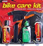 Weldtite Care Wet Bike Cleaning Kit - Red/Black, 26x24 cm by Weldtite