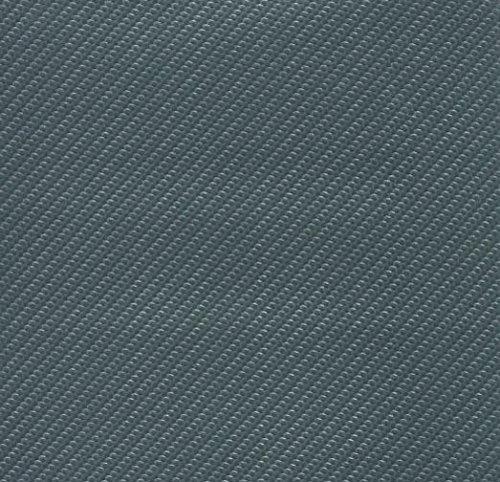 (Enduratex Carbon Fiber Q Vinyl Overdrive Charcoal Fabric by The Yard)