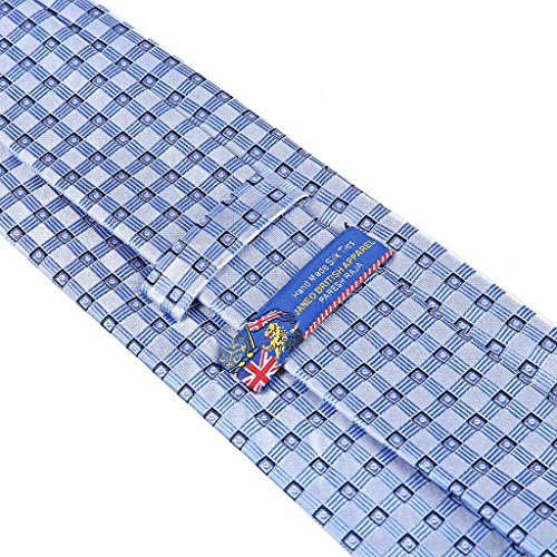 Wedding Silk Janeo Ties Woven British Mens Pure Matching Our and 100 Formal Collection Clinton Shirts Necktie Apparel Janeo Silk wCa6q4z