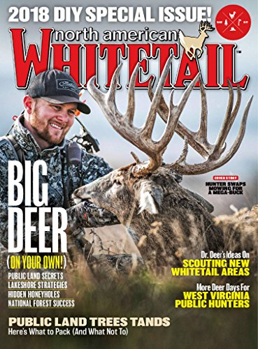 Magazines : North American Whitetail