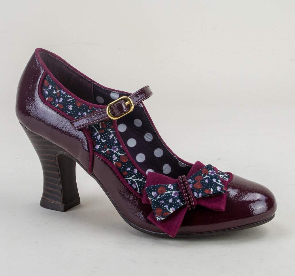 Ruby Shoo Femme , Escarpins B00IJNL1GC Femme , Burgundy 720e07c - shopssong.space