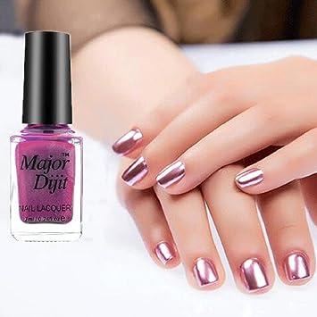 Amazon.com : Naladoo Nail Art Beauty Tools, Mirror Nail Polish ...