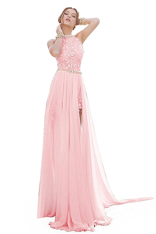 new style a827b 5c945 MisShow 2017 Damen Elegant Abendkleid Partykleider Cocktail ...