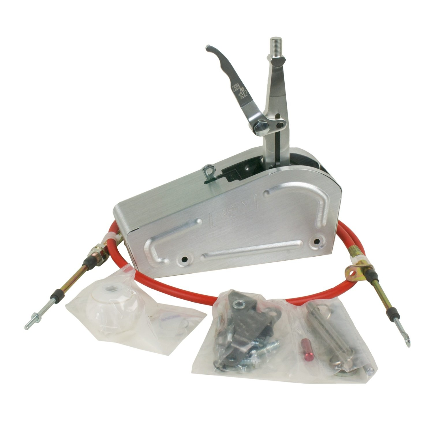 B/&M 80704 Pro Stick Automatic Shifter with Cover
