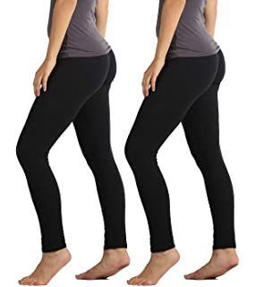 03b3ad0196a8c Conceited Premium Ultra Soft High Waisted Leggings for Women - Regular and  Plus Size - Many