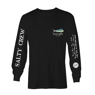 Nautica Childrens Apparel Little Boys Long Sleeve Crew Neck Shirt