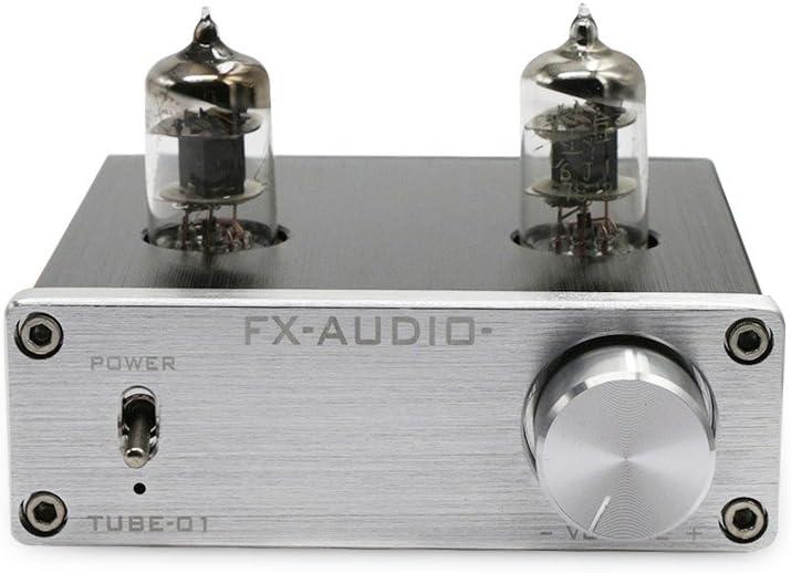 Plata nobsound Little Bear T7/6j1/vac/ío Tubo Mini Phono Stage Preamp; RIAA mm Tocadiscos preamplificador; Hi-Fi Stereo Tube preamplificador