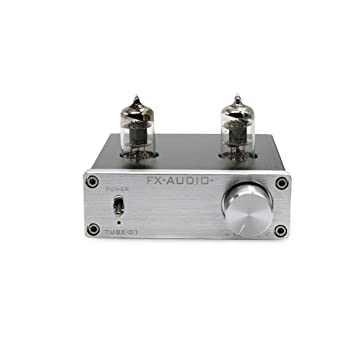 nobsound Mini 6j1 vacío Tubo preamplificador estéreo HiFi ...