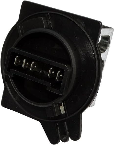 AERZETIX R/ésistence R/égulateur pulseur Dair habitacle C40557 Compatible avec 6450P7