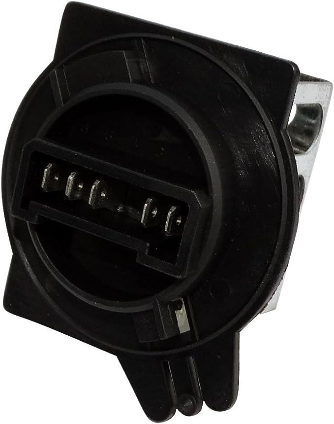 Resistenza ventola abitacolo riscaldamento C40557 compatibile con 6450P7 AERZETIX