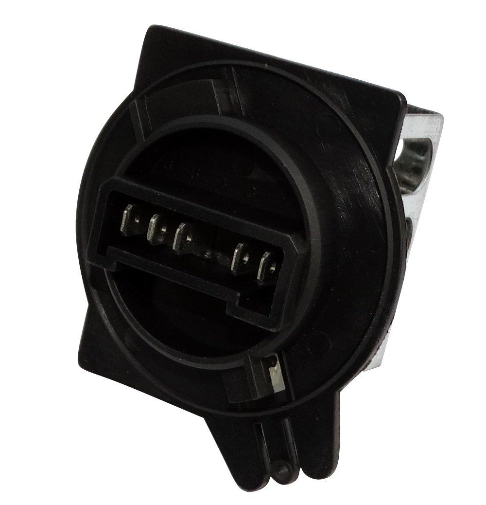 AERZETIX: Resistencia regulador soplador del aire interior C40557 compatible con 6450P7 C40557 : AN397