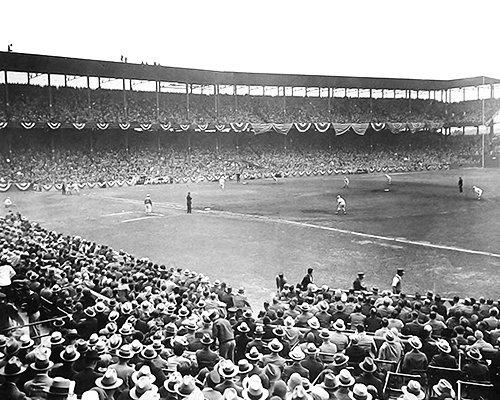 (Sportsmans Park 1930 St Louis Cardinals 8x10 Photo)