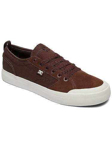 DC Shoes Evan Smith, Sneakers Basses Homme - Blanc (White), 39 EU (6 UK)