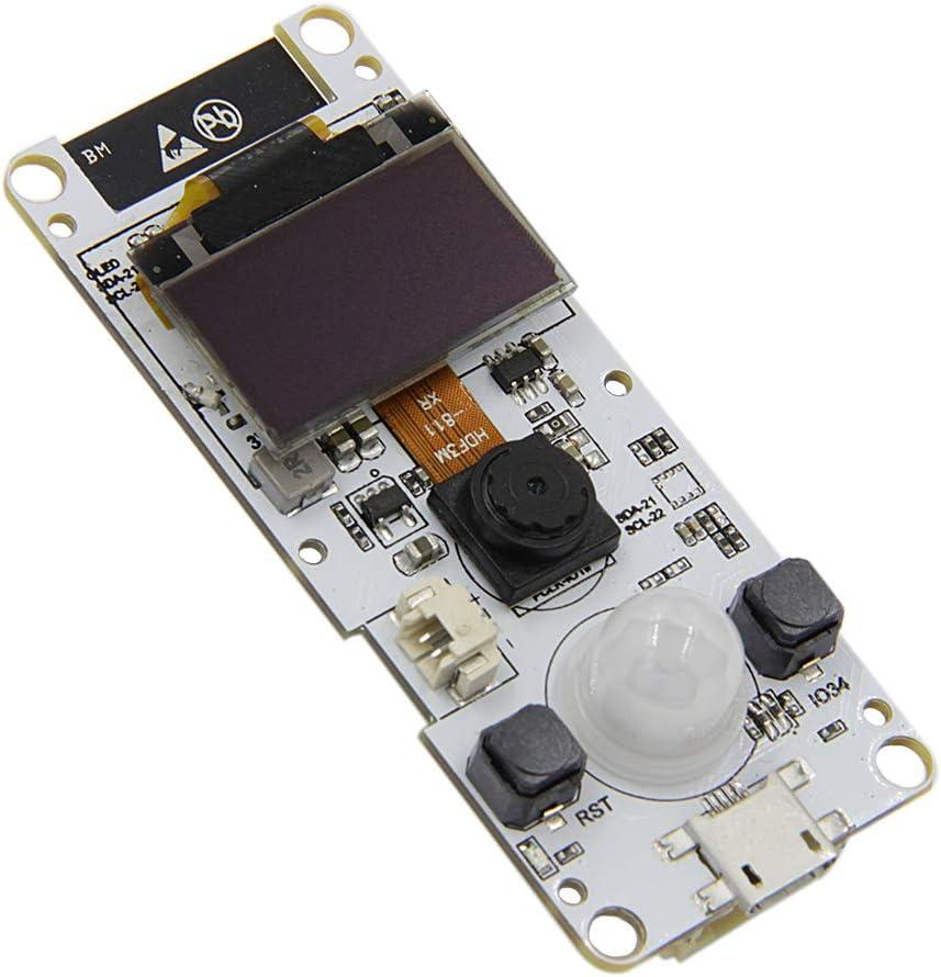 LILYGO TTGO T-Camera ESP32 WROVER /& PSRAM Camera Module ESP32-WROVER-B OV2640 0.96 OLED