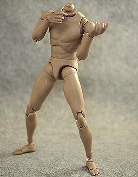 Figura de Acción Juguete Cuerpo Hombre de 1: 6: Amazon.es: Juguetes y juegos