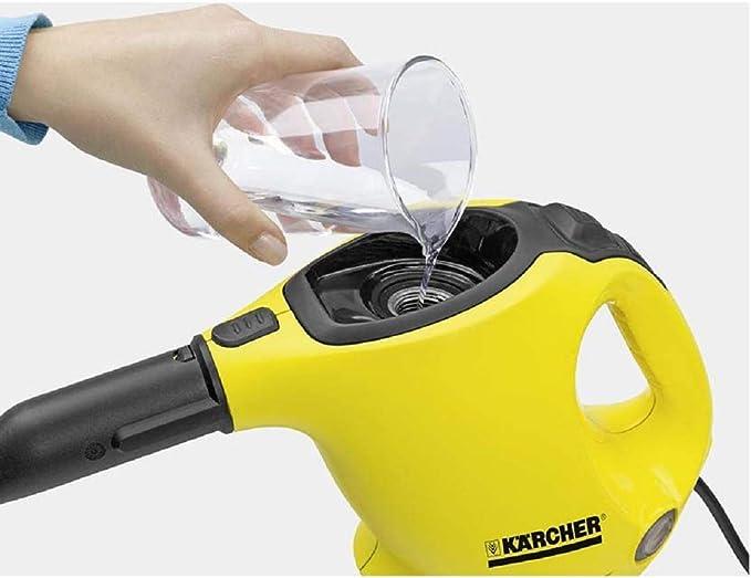 Kärcher SC1 - Limpiadora de vapor manual, 1200 W, 3 bares, 0,25 l: Amazon.es: Hogar