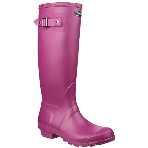 Cotswold Sandringham Buckle-Up Wellington / Womens Boots / Weather Wellingtons