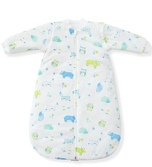 Fairy Baby - Pelele para Dormir - para bebé niño Animals: Amazon.es: Ropa y accesorios