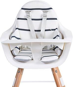 Coussin de chaise haute bébé evolu marin Vente de
