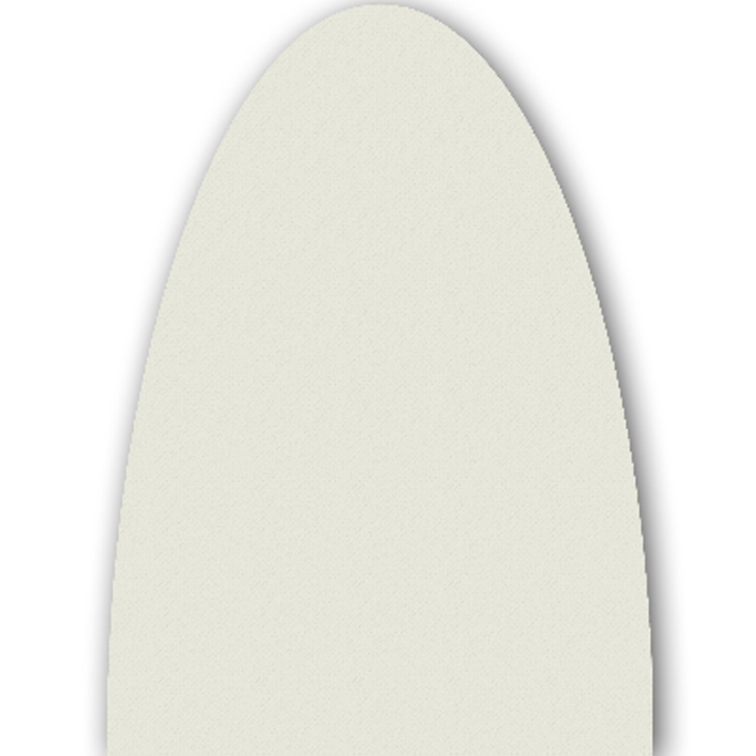 ClarUSA Premium Replacement Cover fits EuroPro Ironing Boards (EP51A Model, Natural Twill)